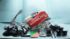 VINTAGE HONDA F401 ROTOTILLER NEW NOS ROTO TILLER GX110 ENGINE