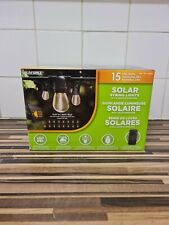 Sunforce Solar String Lights with Remote Control
