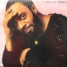 "Grover Washington Jr ""Inside Moves"" NM Vinyl  Elektra 60318-1  1984"