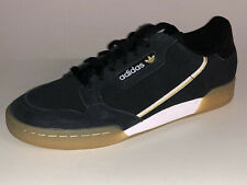 Adidas continental 80 ee8474 cblack goldmt negro