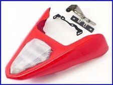 2008 DUCATI HYPERMOTARD 1100S 796 FRP Tail Fairing Cowl & LED Tail Lamp yyy