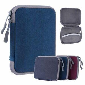 Soft Carrying Case External Hard Disk Protection Storage Bag Portbale Travel Bag