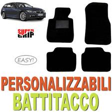 PER BMW SERIE 3 (F31) TAPPETINI AUTO SU MISURA IN MOQUETTE CON BATTITACCO | EASY