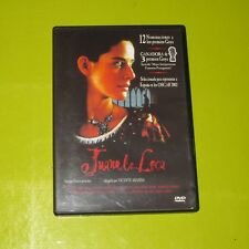 DVD.- JUANA LA LOCA - VICENTE ARANDA - PILAR LOPEZ DE AYALA