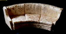 Vintage PETITE PRINCESS Fantasy Furniture Salon Curved Sofa IDEAL no box