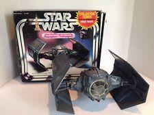 Vintage Star Wars Darth Vader Tie Fighter action figure