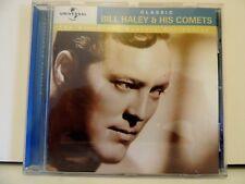 Bill Haley & His Comets CD Classics , EURO, MCA 112 174-2, 1999