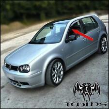 Deflettori Aria Antiturbo Oscurati VW Golf IV mk4 5p e Variant 1997-2003