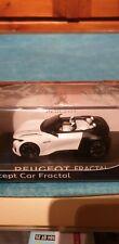 Peugeot concept car fractal cabriolet 1/43