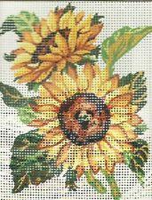 Grafitec Needlepoint Tapestry Kit - Sunflowers