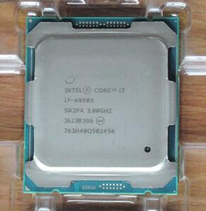Intel Core i7 Extreme 6950X 3.00GHz 10 Core SR2PA LGA2011-3 CPU Processor