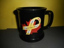 Support Our Troops,Canadian Military,Yellow Ribbon Coffee Mug