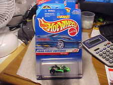 Hot Wheels 1998 First Edition #21 Go Kart