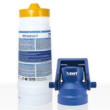 Bestmax X Filterset Wasserfilter, BWT Set inkl. Filterkopf + Wandhalterung