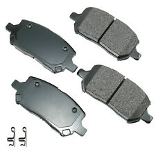 For Chevy Cobalt Pontiac G5 Saturn Ion Front ProAct Disc Brake Pads Akebono
