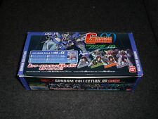 Bandai / GUNDAM Collection / Gundam 00 -1 / 6x 1/400 Gashapons LIMITED NEW