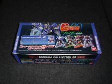 Bandai / GUNDAM Collection / Gundam 00 -1 / 6x 1/400 Gashapons LIMITED NEW