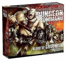 D&d - Dungeon Command Blood Of Gruumsh