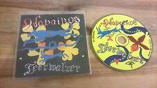 CD Pop Kapaikos - Teerwalzer (11 Song) PRIVATE PRESS