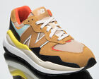 New Balance 57/40 Women's Brown Lifestyle Lace Up Sneakers Casual Shoes