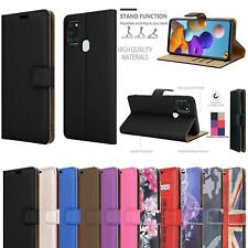 For Samsung S20 FE 5G Note 20 Ultra A21S A41 M31 A51 Leather Wallet Phone Case