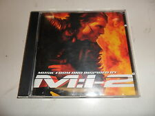 CD  Mission Impossible 2 | Soundtrack  (2)
