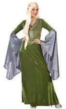 Déguisement Femme Lutin Médiéval M/L 40/42 Costume Adulte Elfe Gobelin