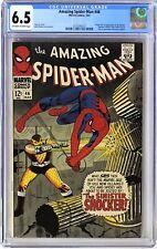 S423. AMAZING SPIDER-MAN #46 Marvel CGC 6.5 FN+ 1967 Origin & 1st App of SHOCKER
