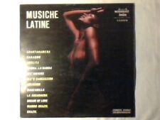 BERNARD BESS Musiche latine lp SEXY COVER RARISSIMO VERY RARE!!!