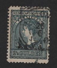 $Netherlands Indies Sc#98 used/VF, Cv. $47.50