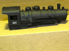 O-4-0 BOILER SHELL CAB # 631 ALL PLASTIC  BY IHC/PERFECTA NEW