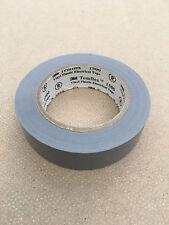 3M temflex 1500 ruban adhésif isolant électrique 15mmX10m GRIS 1 pièce
