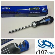 Blue Point Ratchet Screwdriver with Bits - As sold by Snap On.