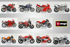 Bburago Diecast Motorcycles