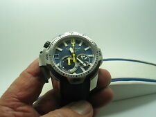 LBN MEN'S GRAHAM CHRONOFIGHTER PROVIDE,600M,SS,AUTO,IN/OUT BOX,ALL PAPERS,46MM D