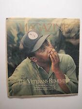 Louisville Courier Journal Magazine 1984: Veterans! Louisville Police Dept. LPD!