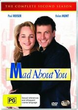 Mad About You : Season 2 (DVD, 2008, 3-Disc Set) NEW