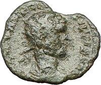 Quintillus 270AD Ancient Roman Coin Fortuna Cult Luck Wealth Symbol i28006