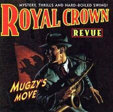 Royal Crown Revue Mugzy's Move CD Classic Swing 40s Eddie Nichols Honey Child