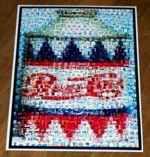 Amazing vintage Pepsi Cola Can Montage art print