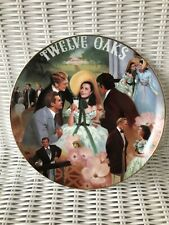 Scarlett: Belle of the Twelve Oaks Barbecue Gone With The Wind Musical Plate