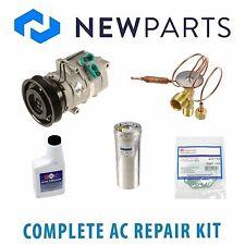For Honda Accord 01-02 3.0L Complete A/C Repair Kit w/ NEW Compressor & Clutch