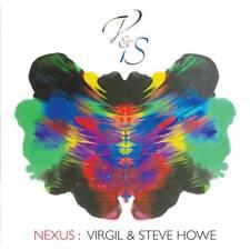 Virgil & Steve Howe - Nexus (NEW CD Album)