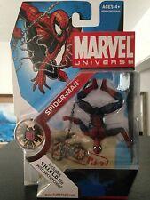 Spider-Man upside down Variant Figure 032 Marvel Universe Series 1 2009