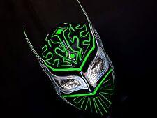 SIN CARA WRESTLING MASK LUCHADOR COSTUME WRESTLER LUCHA LIBRE MEXICAN MASKE