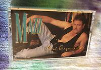 Cassette Tape MAZZ Qué Esperabas EMI Latin Label Tejano (TexMex) Original