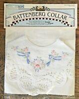 Daisy Kingdom Battenberg Lace Collar for Simplicity Girls Dress Patterns NEW NIP