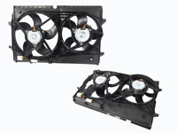 Dual Radiator Fan For Holden Commodore Vz V8 2004-2006