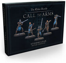 Elder Scrolls Call to Arms Stormcloak Plastic Faction Starter
