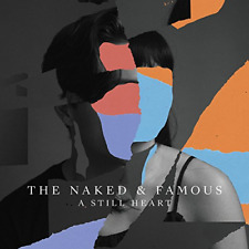 NAKED AND FAMOUS-A STILL HEART-JAPAN CD F30